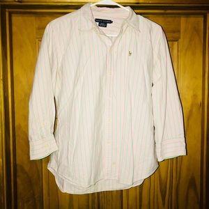 Women's Ralph Lauren Button Up Shirt